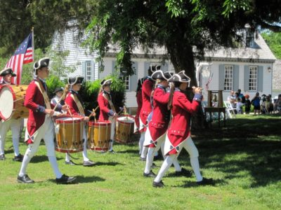 yorktown fife and drum