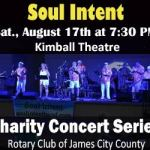 Charity Concerts presented by Rotary of James City County - 2019 Season Announce!