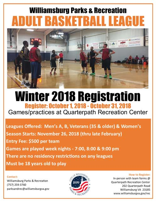 Basketballl-Adult-Fall-Williamsburg-Flyer