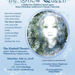 Snow Queen and her Snowflake Fairies for a tale of friendship, adventure, and courage – CAPA Fund Ballet Sat July 21 at Kimball at 2 pm