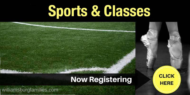 Sports & Classes Williamsburg