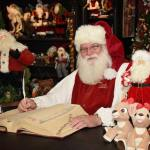 Christmas in July at Yankee Candle!  Kids Activities with Santa July 20 & 21