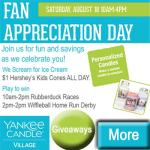 Fan Appreciation Day