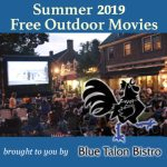 FREE Movies on Prince George St. 2019 Season! Click to see schedule: