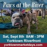 Yorktown Market Days at Riverwalk Landing in Yorktown – Learn more: