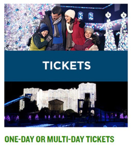busch gardens christmas-town-single-day-tickets