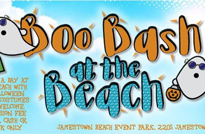 Boo Bash Jamestown Beach