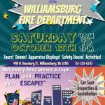 Williamsburg Fire Department's Annual Open House