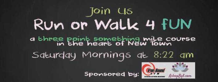 run or walk for fun ironbound gym walking club