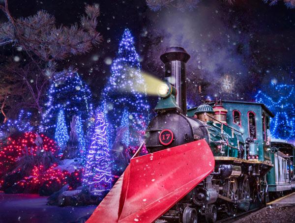 christmas express christmas town busch gardens - Busch Gardens Christmas Town Discount Tickets