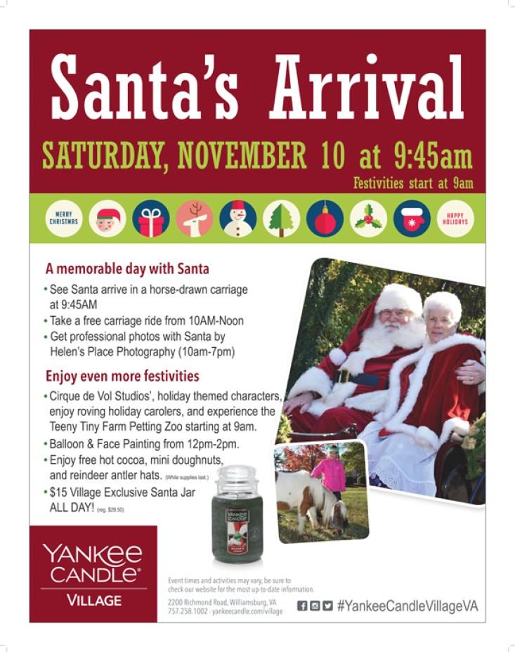 Santa's-Arrival-at-Yankee-Candle-2018