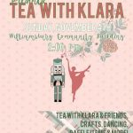 tea with klara poster