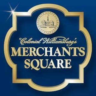merchants square williamsburg logo