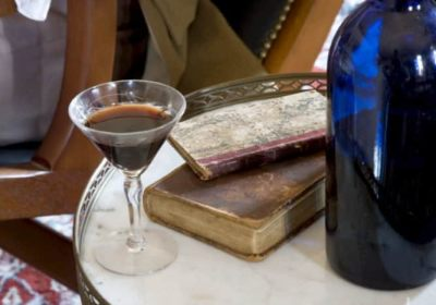 thomas jefferson wine dinner at kings arms colonial williamsburg