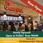chick fil a william mary