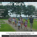 Summer Camps at York River State Park