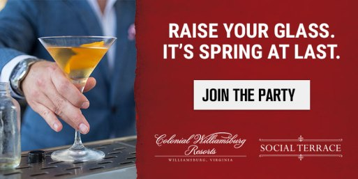 colonial williamsburg resorts events