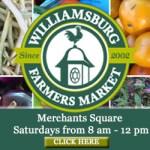 Williamsburg Farmers Market - December 7