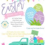easter egg hunt - carlton farm