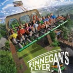 BIG year for Busch Gardens & Water Country...each park will open a new attraction! Finnegan's Flyer opens May 3 and Cutback Coaster May 24!!