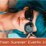 Williamsburg Library Summer Events for Teens