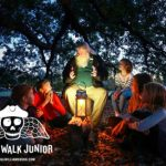 "Ghost Walk Junior - the Official Colonial Williamsburg Ghost Tours - Put a little ""Boo"" in Your Night!"