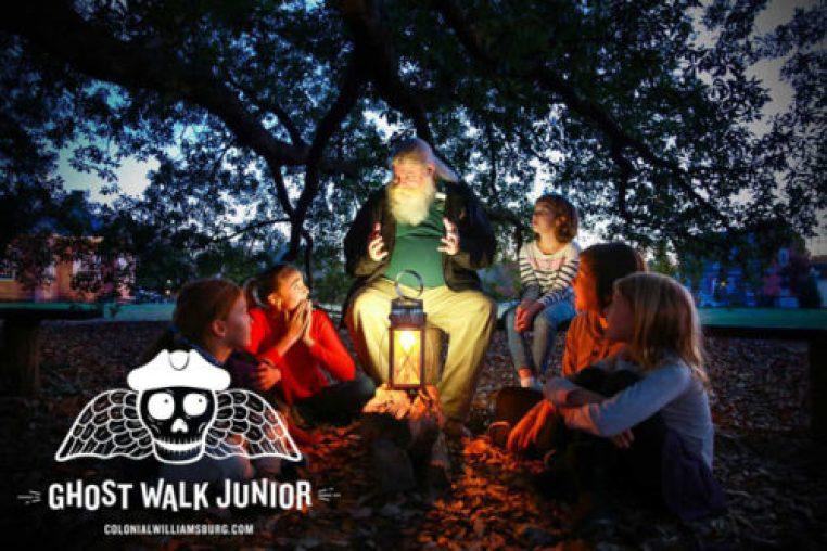 Ghost Walk Jr.