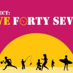 Project: FiveFortySeven June 21 - Celebrate the longest day of play!