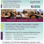 NEW Nonprofit Management Institute at Thomas Nelson Historic Triangle Campus