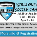 """Girls Only"" Soccer Camp at the WISC - July 29 - Aug 4th"