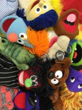 WRL puppet