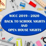 WJCC Public Schools - Open Houses, Orientations & Back to School Nights