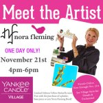 EVENT CANCELLED -- Meet Nora Fleming and have her sign your purchase!