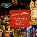 Busch Gardens Christmas Town Giveways on WilliamsburgFamilies!