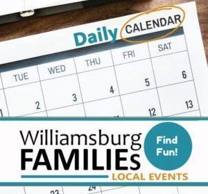 williamsburg va events