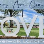 LOVE letters artwork comes to Yorktown Riverfront Nov 9 - 16, 2019