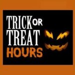 Halloween Trick or Treating Hours & Ages | City of Williamsburg 2020