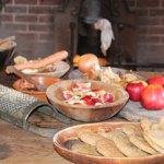 Foods & Feasts of Colonial Virginia at  Jamestown Settlement & American Revolution Museum at Yorktown- Nov. 28-30