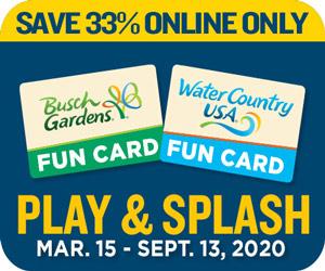 2 park fun card busch gardens sale