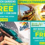 Check Out Latest Busch Gardens Discounts including up Fun Cards & Memberships on SALE