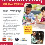 Creative Kids Day at Yankee Candle!