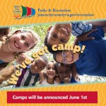 JCC Parks and Recreation plan on having Summer Camps 2020
