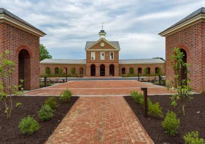 colonial-williamsburg art-museums