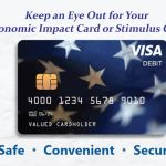 Your stimulus check might come as a visa card in the mail...