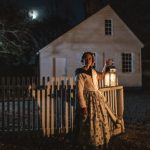 Something different to do at night. Haunted Williamsburg at Colonial Williamsburg April 1 - Oct 4, 2021