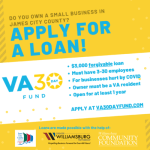 VA30Day Fund Apply for $3000 forgivable loan