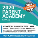Learn about Canvas the platform students will use this fall - Register Now
