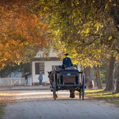 carriage-colonial-williamsburg