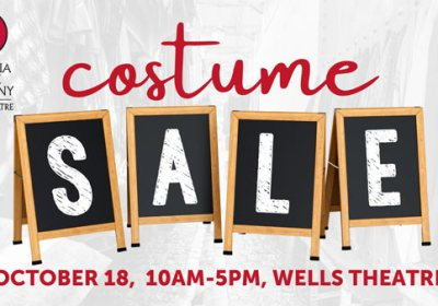 virginia stage company costume sale