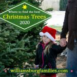 Where to buy a Christmas Tree in Williamsburg